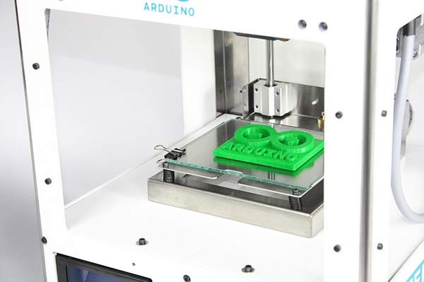Arduino Materia 101 3D printer
