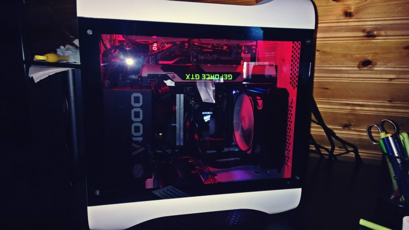 Featured Build: Prodigy G1