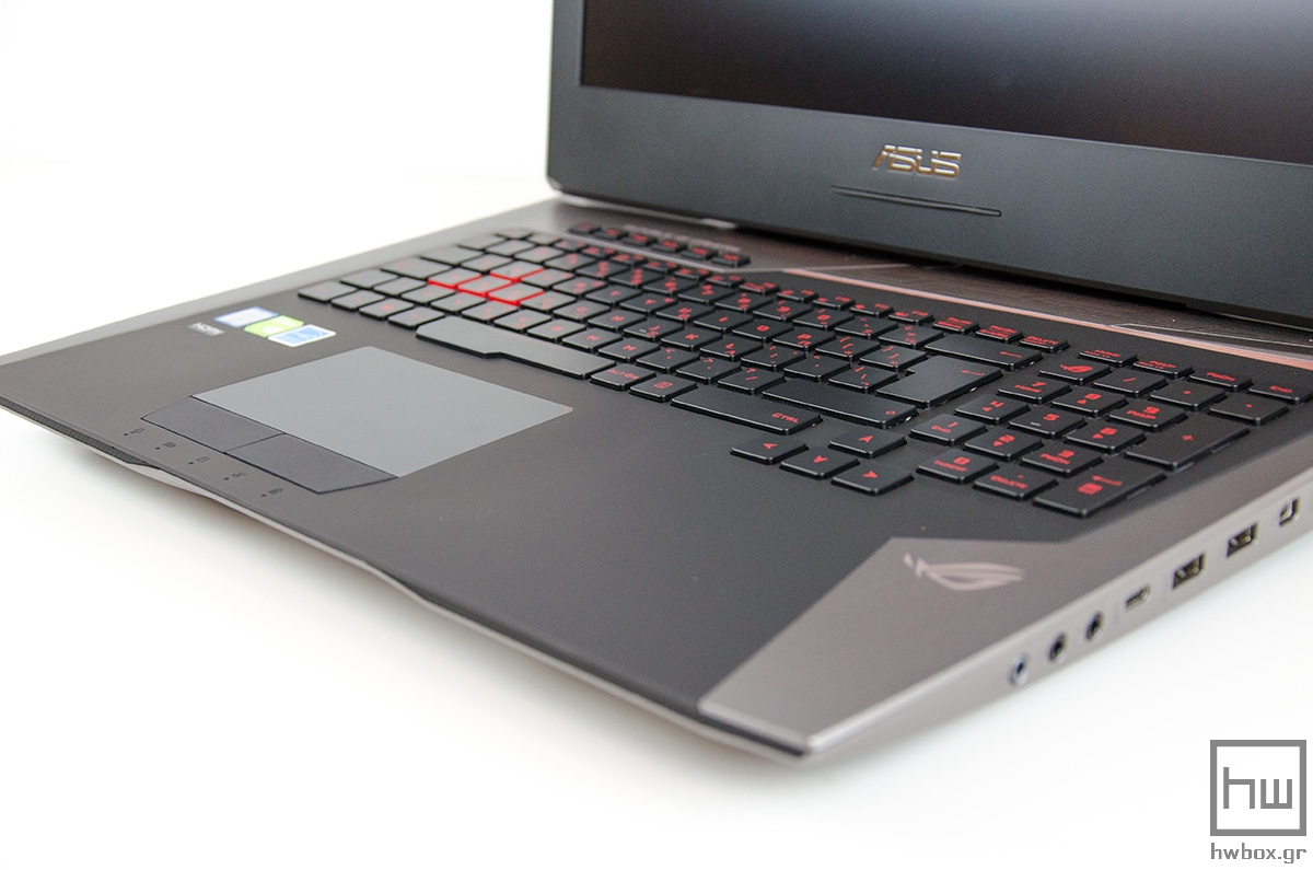 ASUS G752VY Notebook Review: The desktop replacement
