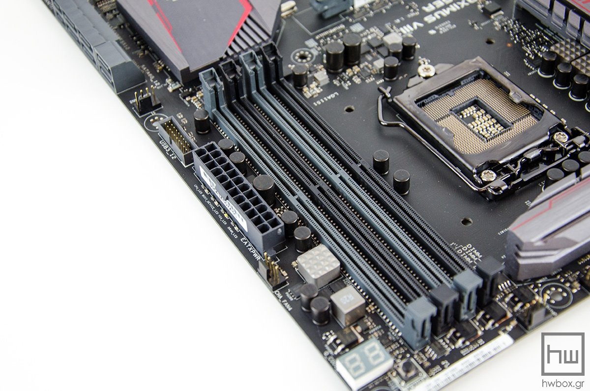 ASUS Maximus VIII Ranger Review: RoG for the mainstream
