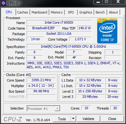 Intel Core i7 6950X Review: The 10-core monster