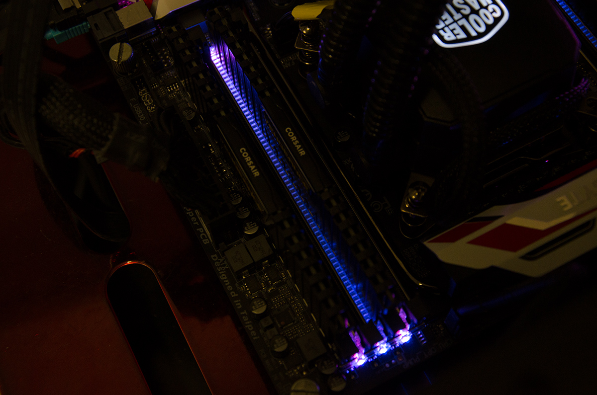 Gigabyte X99-Ultra Gaming Review: Choose your style