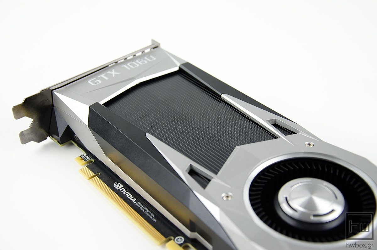 nVidia GeForce GTX 1060 Founders Edition Review: nVidia's response
