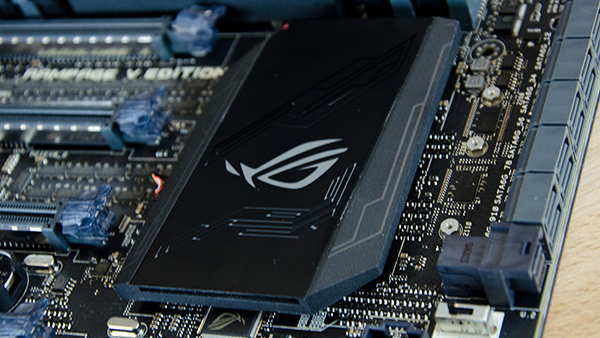 ASUS Rampage V Edition 10 Review