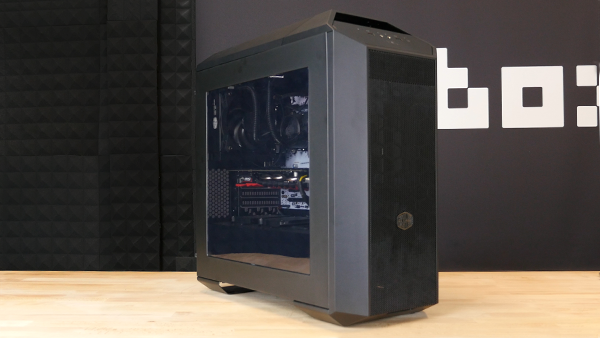 Cooler Master MasterCase 3 Review: Smaller is better?