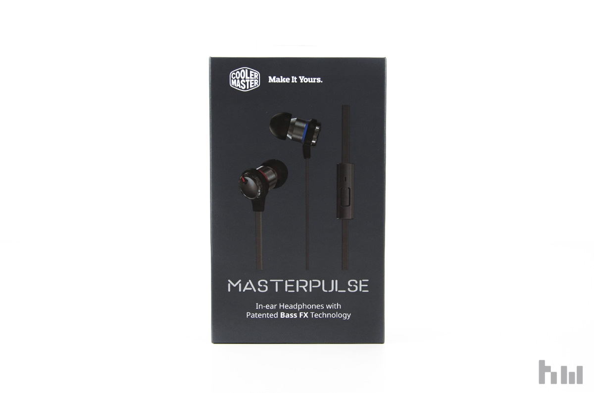MasterPulse In ear 1