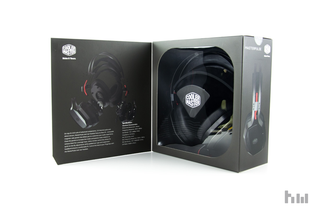CM MasterPulse Over Ear 2
