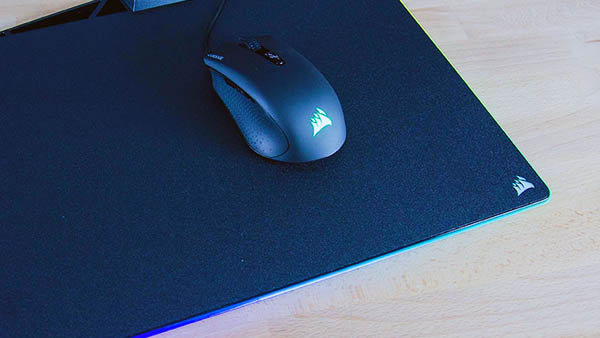 Corsair Harpoon Gaming Mouse & MM800 RGB Polaris Mousepad Review