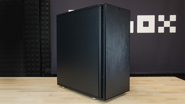 Fractal Design Define C Review: Redefining quality