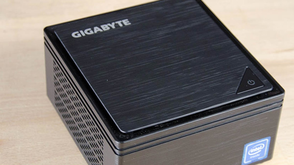 GIGABYTE BRIX GB-BPCE-3350 Ultra Compact PC Review