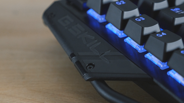 G.Skill Ripjaws KM780 RGB Keyboard Review