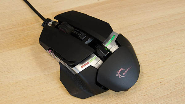 GSkill Ripjaws MX780 RGB Gaming Mouse Review