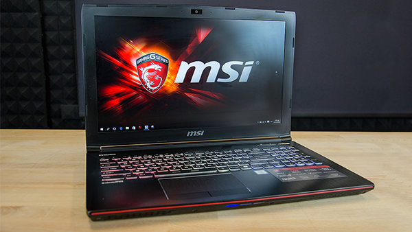 "MSI GT62VR 6RF Apache Pro (15.6"") Review"