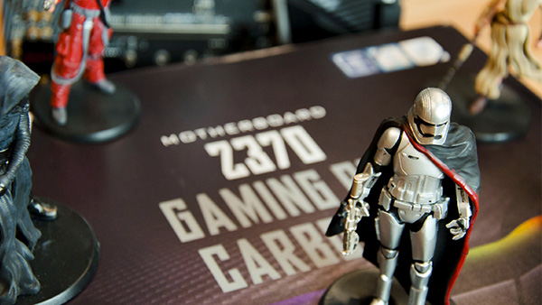 MSI Z370 Gaming Pro Carbon Review