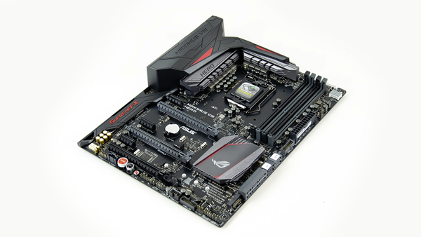 ASUS Maximus VIII Hero Review: The Hero we need