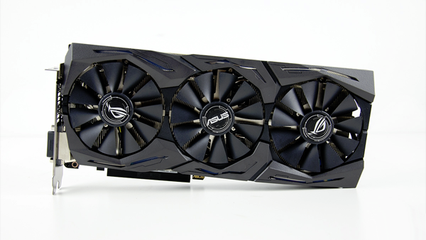 ASUS Strix GTX 1070 Review: Personalize it