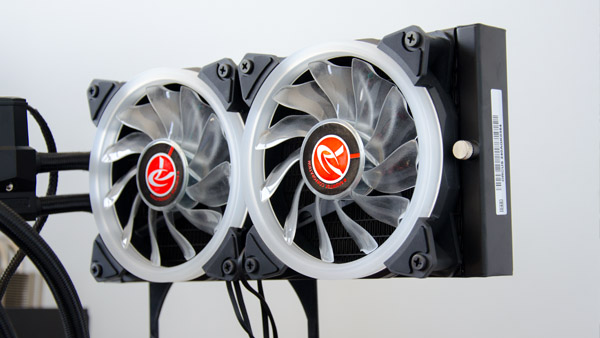 Raijintek ORCUS 240 Liquid CPU Cooler Review