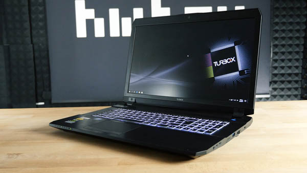 Turbo-X Iron 17 & Oculus Rift Gaming Notebook Review