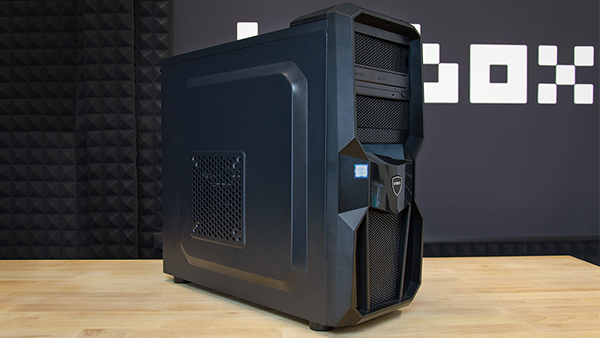 Turbo-X Oculus Ready 360 Desktop Review