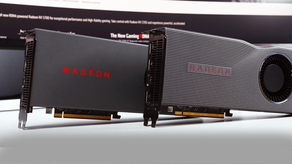 AMD Radeon RX 5700 & RX 5700 XT GPUs Review