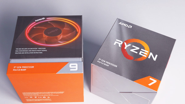 AMD Ryzen 7 3700X & Ryzen 9 3900X CPU Review