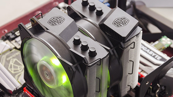 Cooler Master MA620P & MA621P CPU Coolers Review