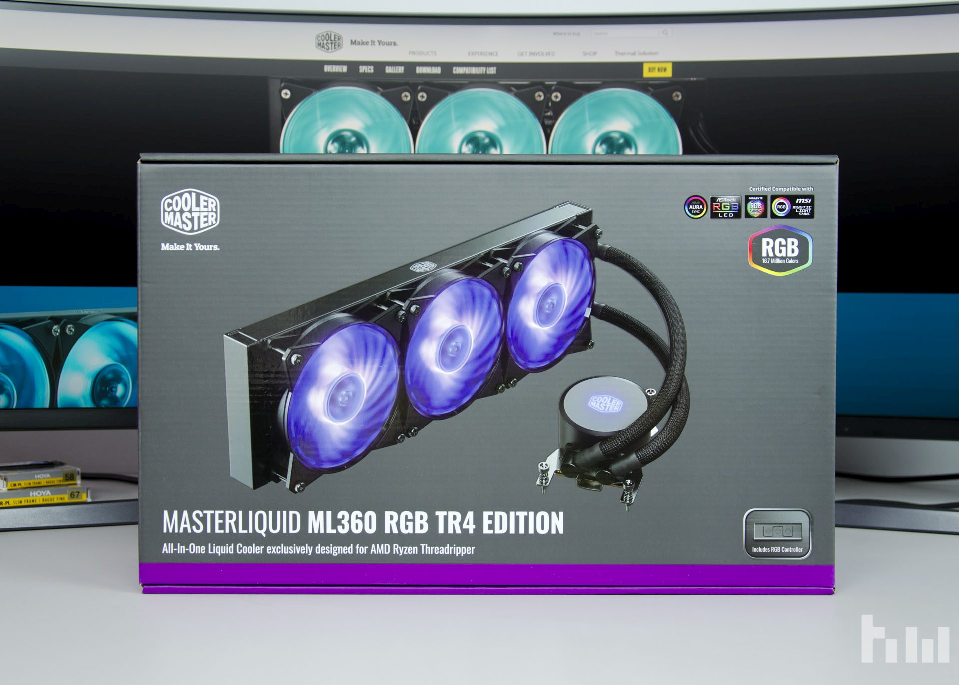 COOLERMASTER WRAITHRIPPER8