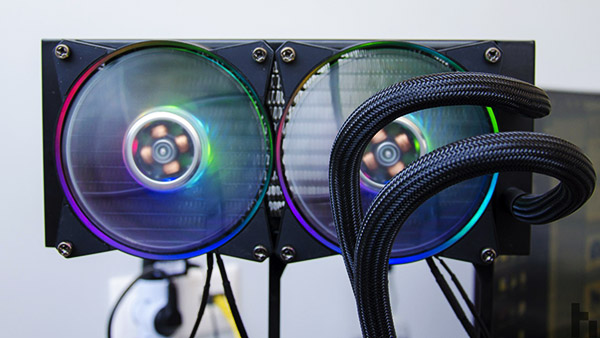 Cooler Master MasterLiquid ML240R RGB Review