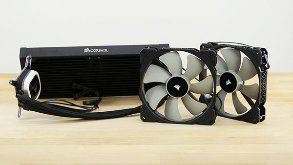 Corsair H115i PRO RGB, LL140 Fans & TX750M PSU Review