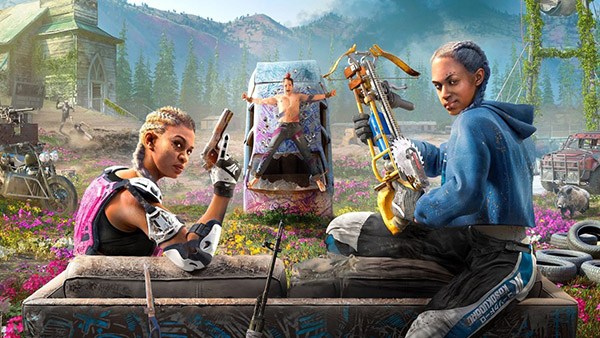 Far Cry New Dawn Performance Overview