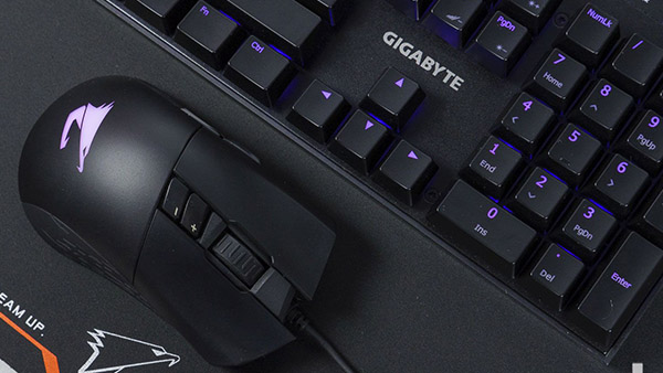 GIGABYTE AORUS Gaming Peripherals Review