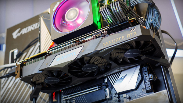 GIGABYTE RTX 20 Series SUPER GAMING OC GPUs Review