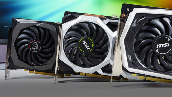MSI GeForce GTX 1660 Ti, Overclocked GPUs Review
