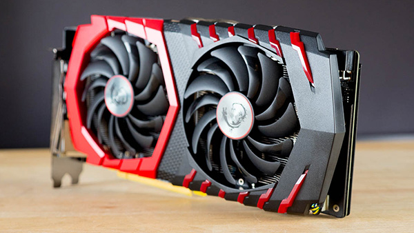 MSI Radeon RX 570 & RX 580 GAMING X Review