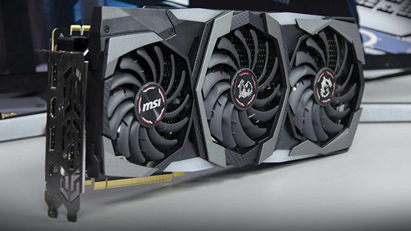 MSI RTX 2080 GAMING X TRIO Review