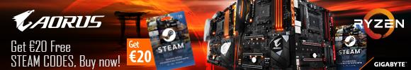 Gigabyte AM4 Gaming Motherboards