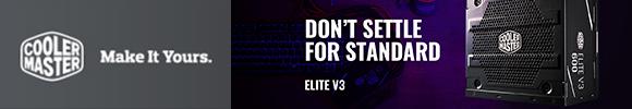 Coolermaster Elite V3 PSUs
