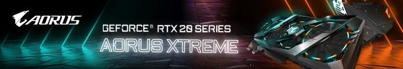 Gigabyte Aorus RTX 20 Series