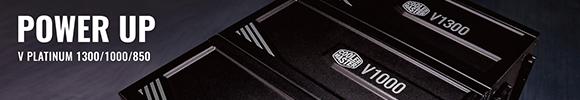 Coolermaster V Platinum Series PSU