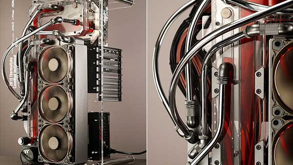 Featured Build: Thermaltake by Ben Q